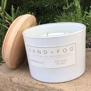 Sand + Fog Candle